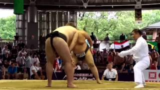 UKR vs MGL Sumo World Championships 2015