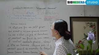 Bài 67: Tập hát một đoạn bài hát ru Donna Donna tiếng Pháp