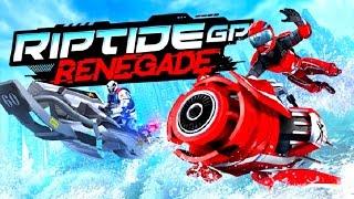 Riptide GP: Renegade - PC Gameplay