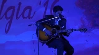 farewell performance 2016 lnmiit dhruv sharma