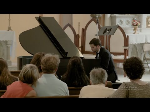Chopin's Life Through Music Concert by Pianist Gavin Coleman