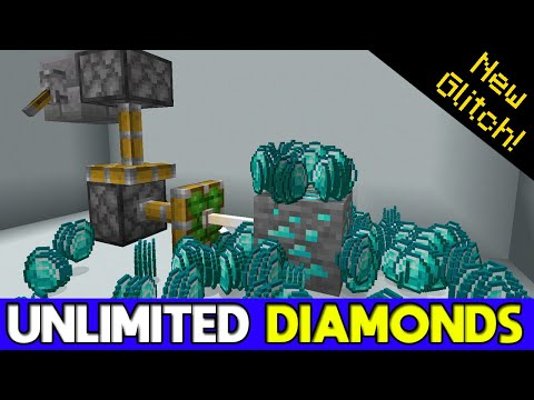 Minecraft Bedrock 1.16.220 WORKING Diamond Farm (NEW Duplication Method) PC, PS4, XBOX, MCPE, Switch