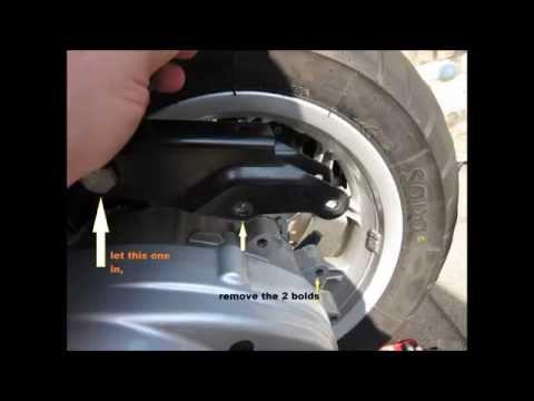 Filter Clean X10 Piaggio Maintenance Air Intake