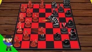 Level UP: If Checkers had Super Mario Physics