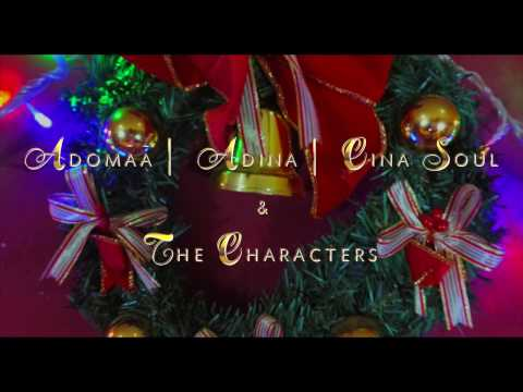 3FS Live Room Christmas Special with Adomaa, Adina and Cina Soul