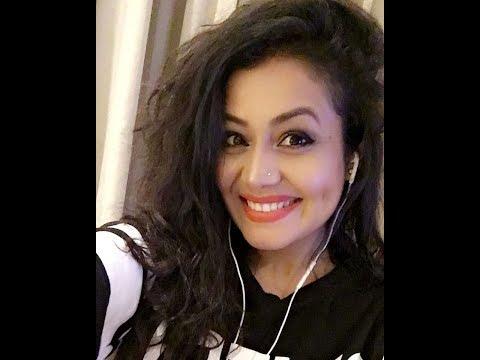High Rated Gabru - Neha Kakkar Singing Without Music | Nawabzaade | Varun Dhawan