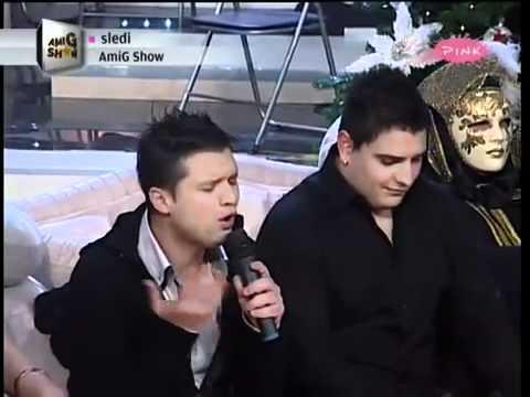 Dragi Domić i Darko Lazić-Nadpevavanje Šabanovih pesama Part 2 Narod pita 27.11.2011