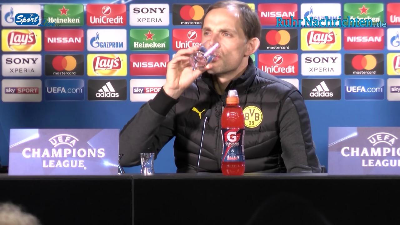 BVB vs. AS Monaco 2:3 (0:2) PK mit Thomas Tuchel