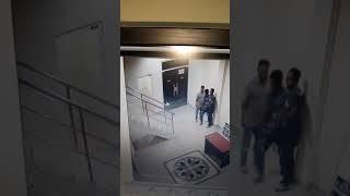 rekaman CCTV di gedung BPKAD KAB.MERAUKE detik detik gempa di papua 7,6 SR
