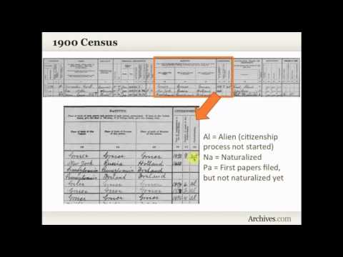 What Are You Missing in the 1900 and 1910 Censuses?