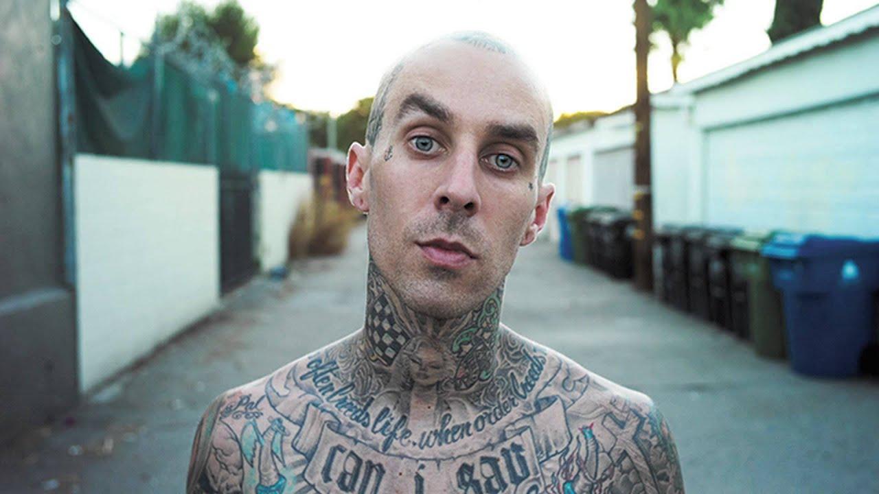 travis barker tattoos - 1280×720