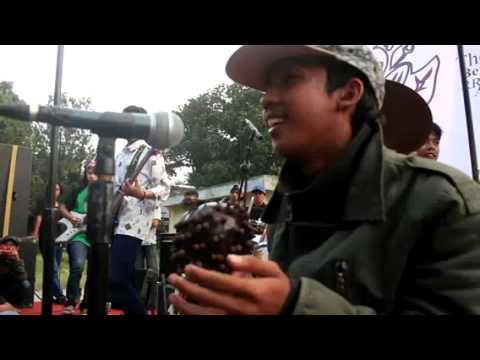 Reggae Roots Rastafara - kopi dangdut (cover)