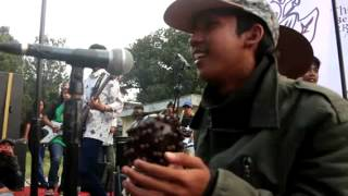Reggae Roots Rastafara - kopi dangdut (cover)
