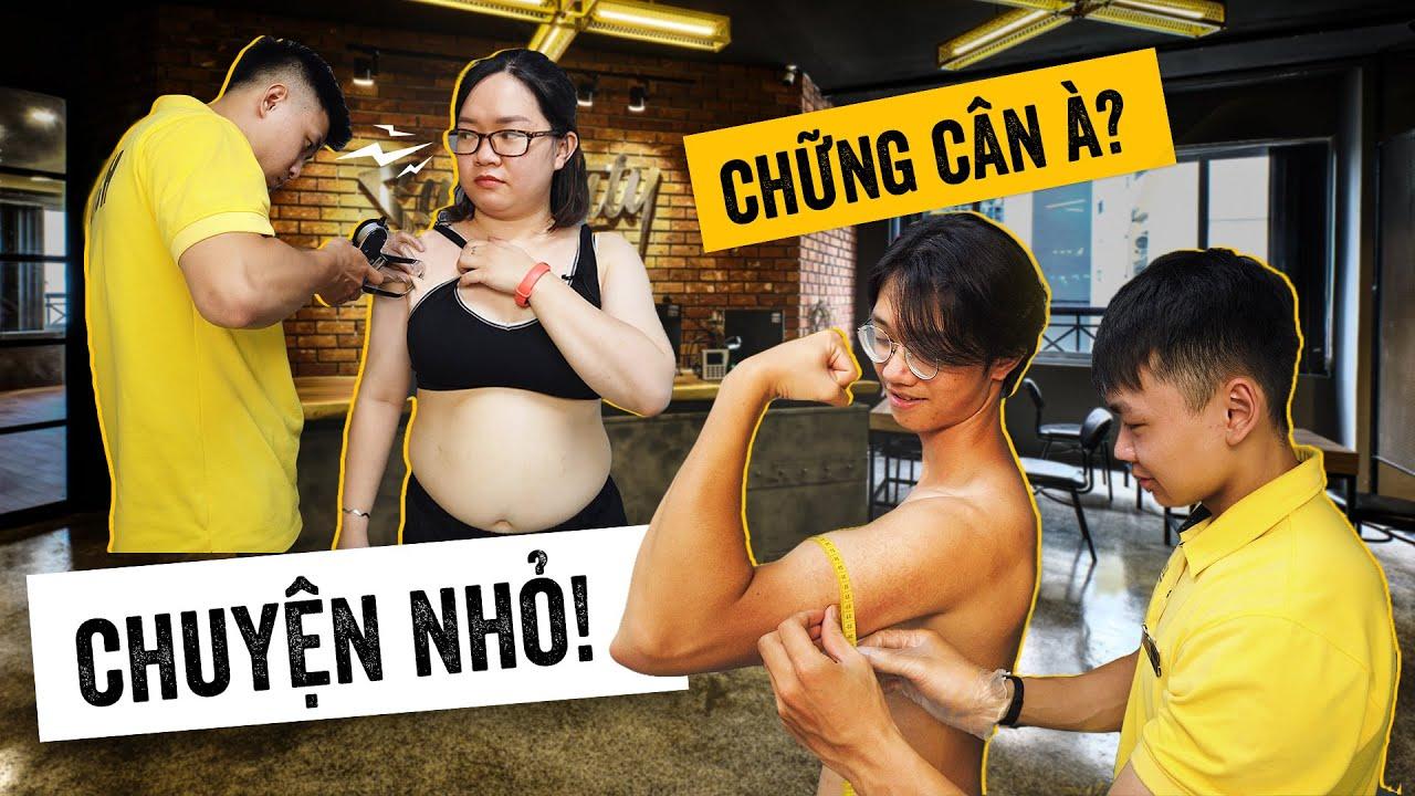 Tập 4 | Chững cân có phải là dấu chấm hết trong quá trình giảm cân tăng cân? | WE CHANGE LIVES 2