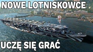 LOTNISKOWCE PO ZMIANACH - RYUJO - World of Warships