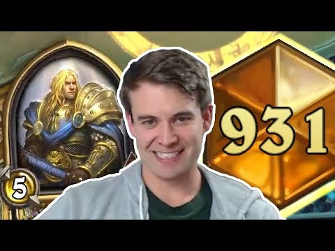 (Hearthstone) The Legend of the Prince: Revisited