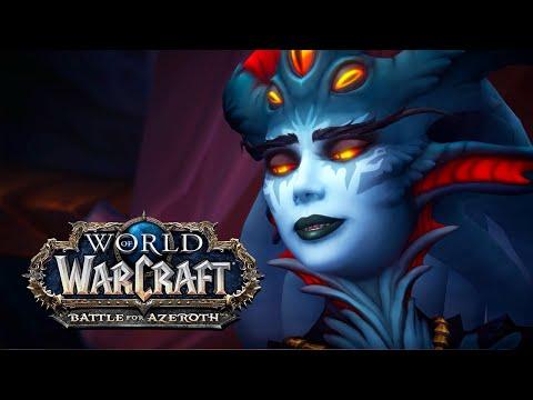 """ПОЛНАЯ ИСТОРИЯ """"Возвращение Азшары"""" 8.2 — ФИЛЬМ / World of Warcraft"""