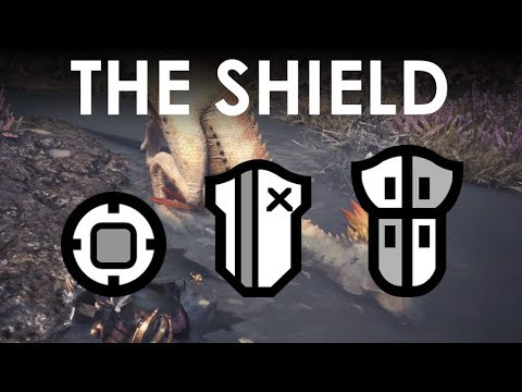MHWorld | The Weapon you haven't tried: The Shield