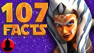 107 Star Wars Rebels Facts YOU Should Know! - (ToonedUp #214) | ChannelFrederator