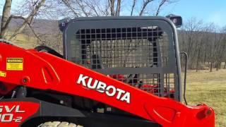 2012 Kubota SVL90-2 Compact Track Skid Steer Loader For Sale Inspection Video!