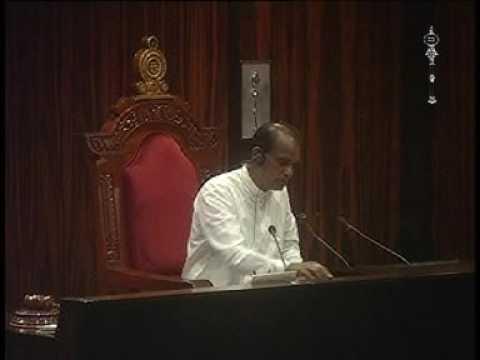 Parliament of Sri Lanka - 20 July 2016 Part 6