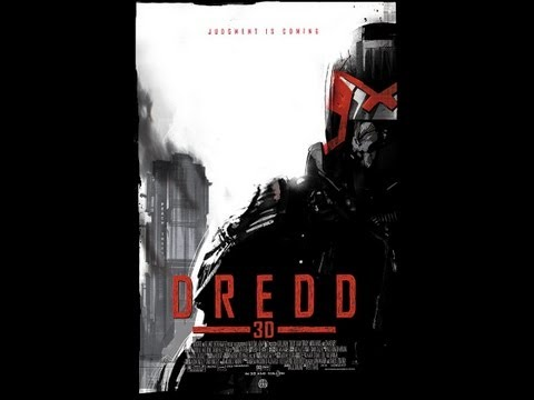 Dredd 3D-Comic Book Movie Done right