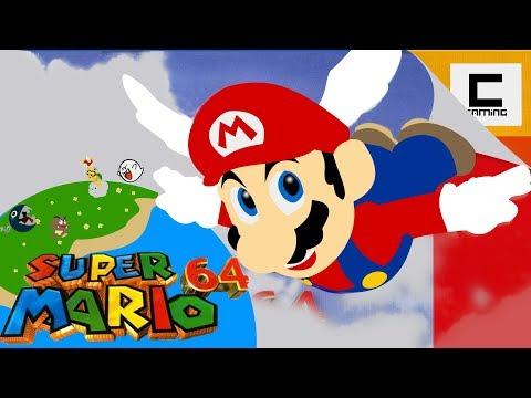 Super Mario 64 -  21 Years Later.