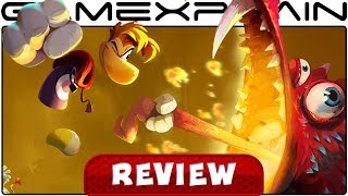 Rayman Legends Definitive Edition - REVIEW (Nintendo Switch)
