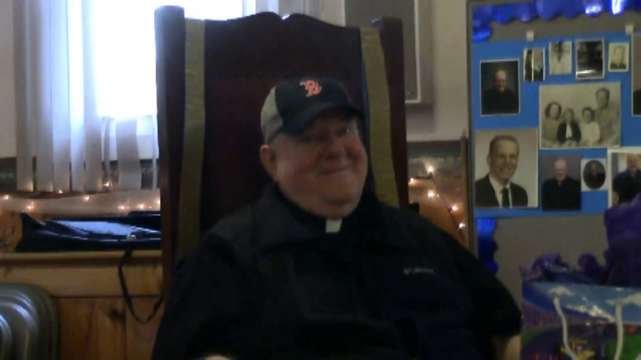Fr. Clyde Lewis 80th Birthday  5-4-19