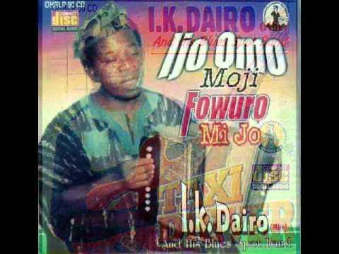 Chief I.K. Dairo - Ajo Mo Re (IKLPS16A)