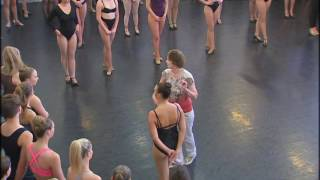 Moulin Rouge auditions in Australia: by Peggy Giakoumelos for SBS World News