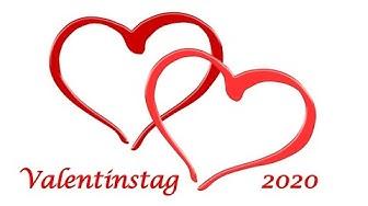 💘 Valentinstag 2020 💕 Alles Liebe zum Valentinstag 2020 💕 Freitag, 14. Februar