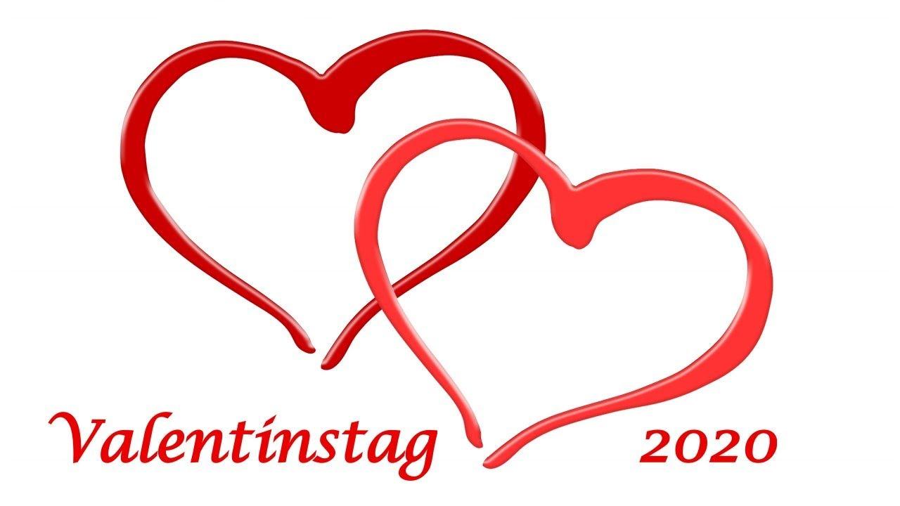 Valentinstag 2020 Alles Liebe Zum Valentinstag 2020