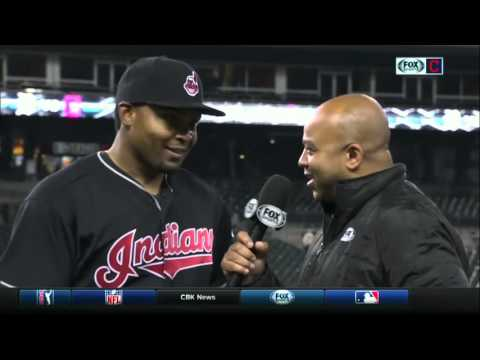 Marlon Byrd hits go-ahead solo HR to help Indians beat Detroit