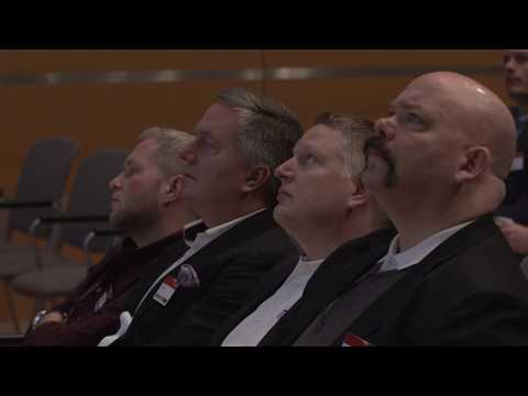 Fujitsu Forum 2017 - How to move from a service provider to service integrator in a hybrid world