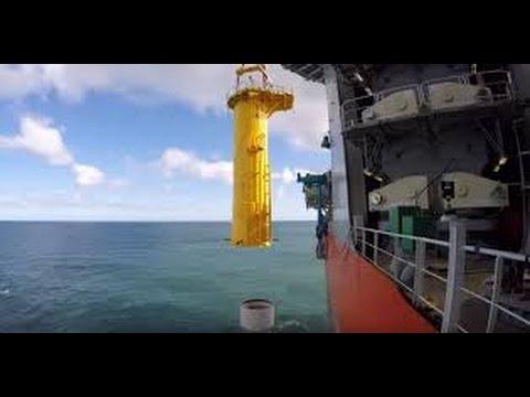 Самый большой гидромолот в мире — 584 тонны