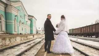 Максим и Татьяна Рославль 2013
