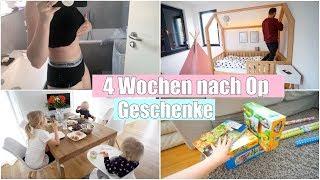 Mein Bauch nach Op | Kinderzimmer dekorieren & Geschenke einpacken | Isabeau