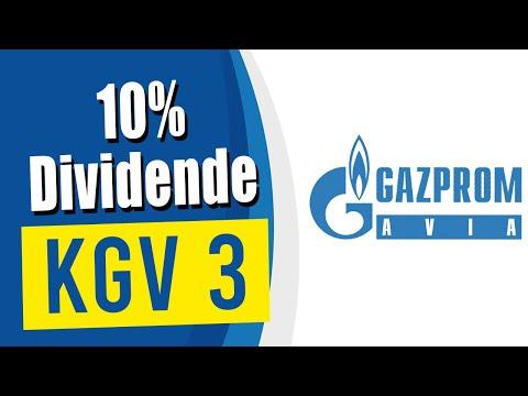 Gazprom Nach Crash: Aktie Jetzt Billig Kaufen?
