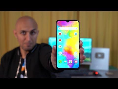 مراجعة هاتف الجالكسي ام ٢٠ - Galaxy M20 review