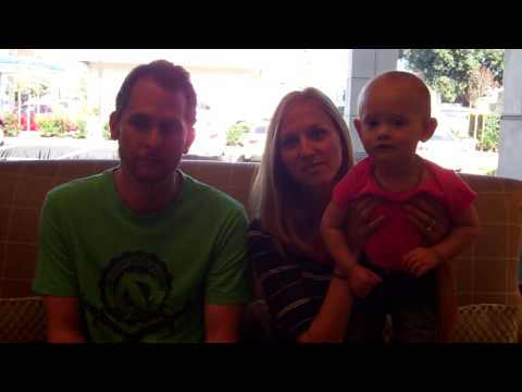 Ayres Hotel Fountain Valley/Huntington Beach- Family Testimonial