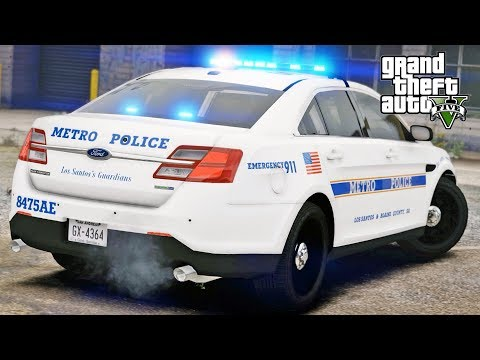 GTA 5 LSPDFR #353 - Tunnel Trouble thumbnail