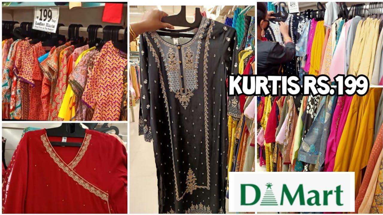 Dmart Kurtis Rs.199 Ladies wear Designer Kurtis Latest Collection Dmart Kurtis Shopping Dmart offers