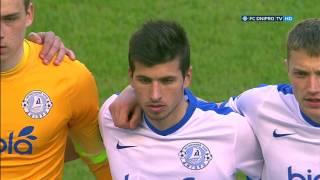 Dnipro vs Chernomorets O. full match