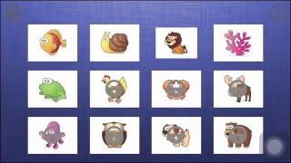 Умные пазлы Животные HD - Бесплатные детские развивающие игры для детей
