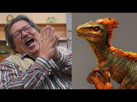 Download Youtube: Paleontologist Reacts to Utahraptors In Games! - The UtahRaptor Project