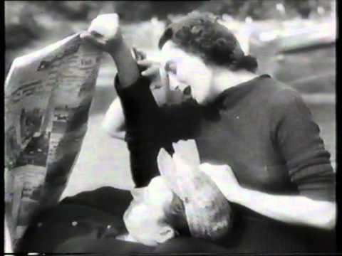 """Lys Gauty, 1938 footage """"Dis moi pourquoi"""""""