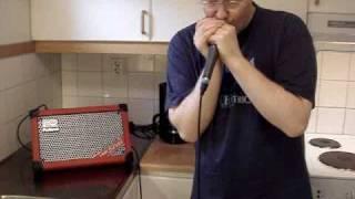 Roland Cube Street Harmonica: Comin