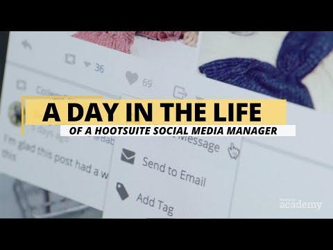 A Day in the Life of a Hootsuite Social Media Manager