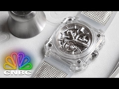 Secret Lives Of The Super Rich: This See-Through Timepiece Costs More Than Your Home | CNBC Prime